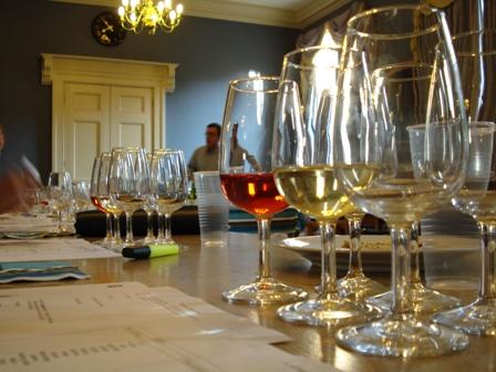 Domaine entreprise oenologie vins